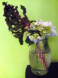 Blumenvase Beschreibung