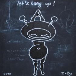 Let us hang up 2
